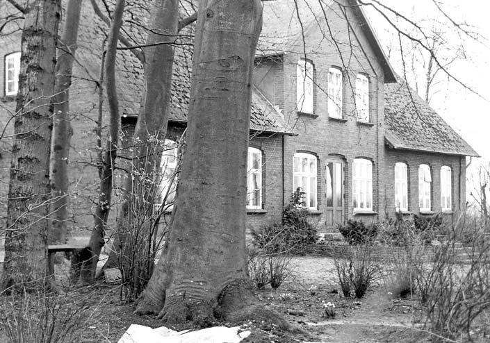 Paarup lokalhistoriske arkiv© - Skovsgård have